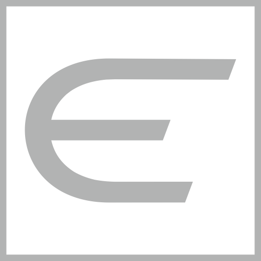 SEDNA Podstawa naścienna pojedyncza pozioma Aluminium